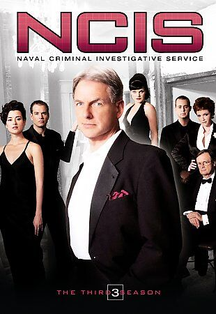 Ncis: Third Season [DVD] [Import], Acceptable DVD, ,