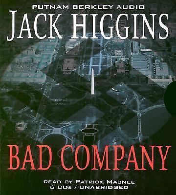 Bad Company, Higgins, Jack, Good Book