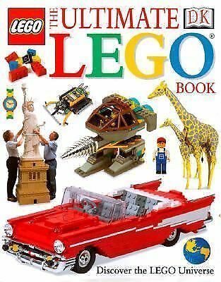The Ultimate LEGO Book, DK Publishing, Good Book