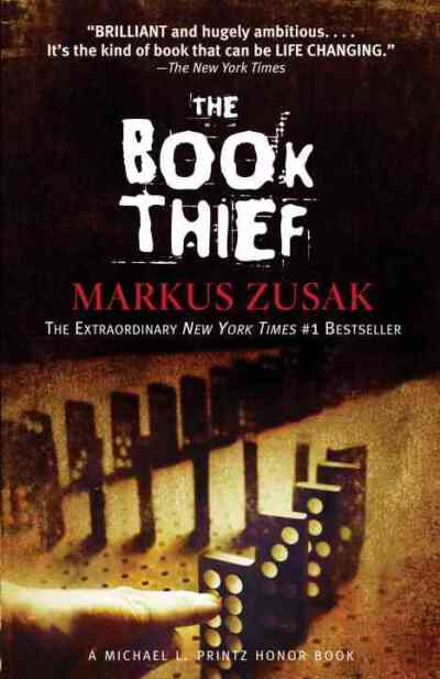 The Book Thief, Markus Zusak, Good Book