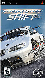 Need for Speed: Shift for PSP by Electronic Arts