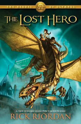 The Lost Hero, , Good Book
