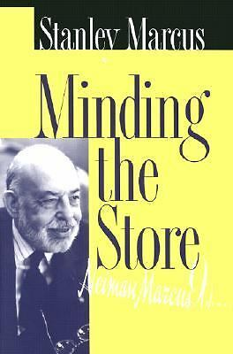 Minding the Store by Marcus, Stanley