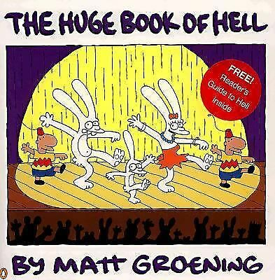 The Huge Book of Hell by Groening, Matt