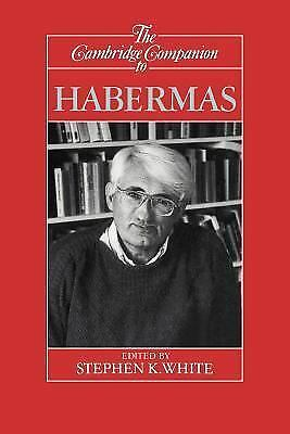 The Cambridge Companion to Habermas (Cambridge Companions to Philosophy) -  - Go