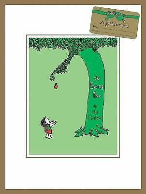 The Giving Tree Gift Edition by Silverstein, Shel