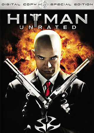 Hitman (Unrated Two-Disc Special Edition + Digital Copy), Good DVD, Joe Sheridan