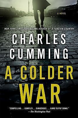 A Colder War, Cumming, Charles, Acceptable Book