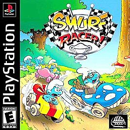 Smurf Racer, Good PlayStation, Pc Video Games