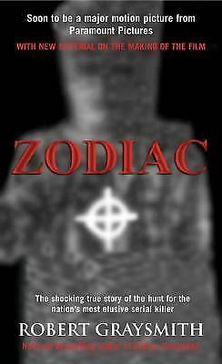 Zodiac, Graysmith, Robert, Good Book