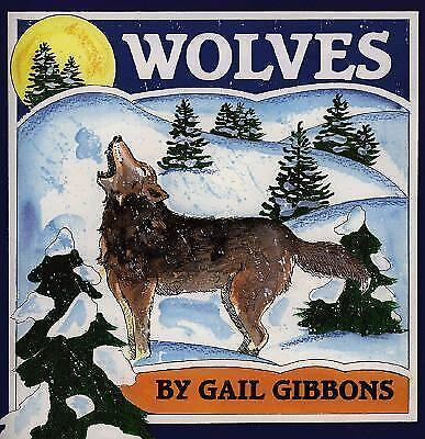 Wolves, Gail Gibbons, Acceptable Book
