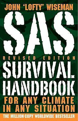 SAS Survival Handbook, Revised Edition: For Any Climate, in Any Situation by Wi