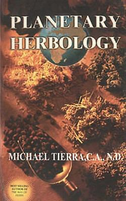 Planetary Herbology, Michael Tierra, Acceptable Book