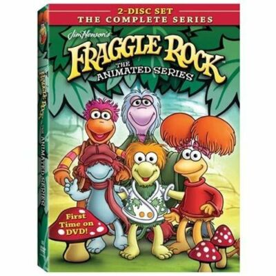 Fraggle Rock: The Animated Series - The Complete Series