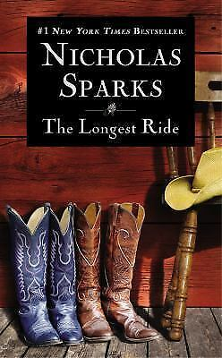The Longest Ride, Sparks, Nicholas, Good Book