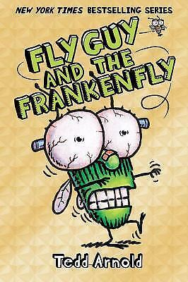 Fly Guy #13: Fly Guy and the Frankenfly, Arnold, Tedd, Good Book