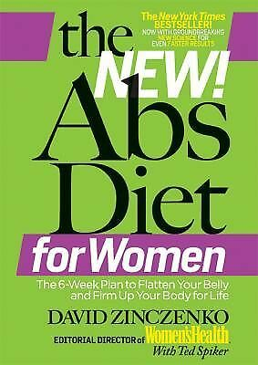 The New Abs Diet for Women: The Six-Week Plan to Flatten Your Stomach and Keep Y