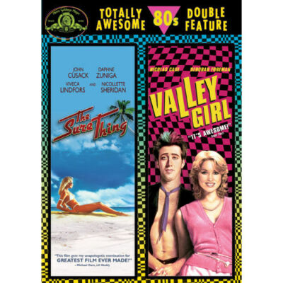 The Sure Thing / Valley Girl (Double Feature), Good DVD, Tina Theberge, Michelle