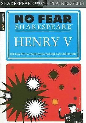 No Fear Shakespeare: Henry V, , Good Book