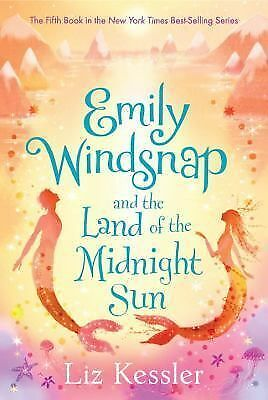 Emily Windsnap and the Land of the Midnight Sun, Kessler, Liz, Good Book