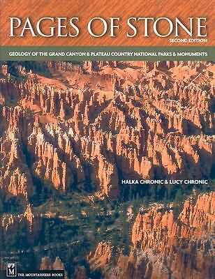 Pages of Stone: Geology of the Grand Canyon & Plateau Country National Parks &