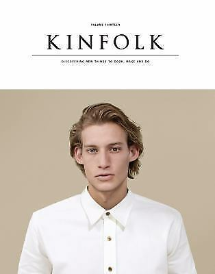 Kinfolk Volume 13: The Imperfect Issue
