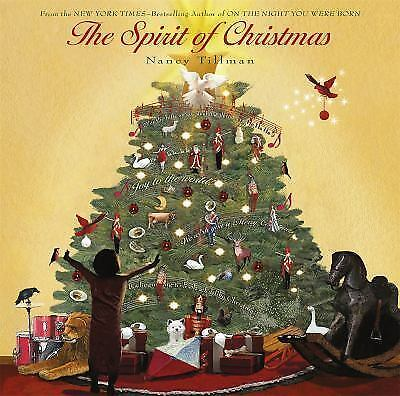 The Spirit of Christmas, Tillman, Nancy, Acceptable Book