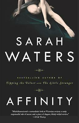 Affinity, Waters, Sarah, Acceptable Book