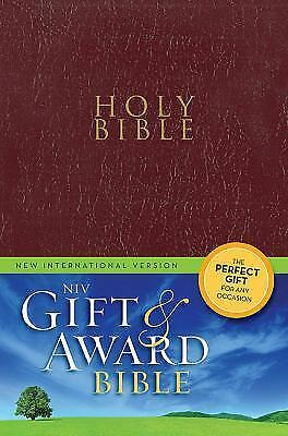 NIV Gift and Award Bible, Zondervan, Good Book