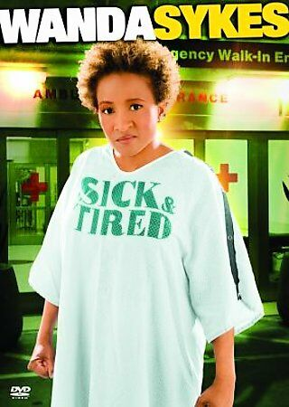 Wanda Sykes - Sick and Tired, Good DVD, Wanda Sykes, Michael Drumm