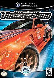 Need for Speed: Underground  [Gamecube] by Gamecube