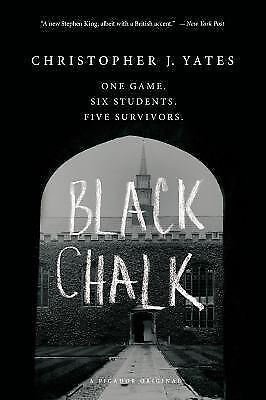 Black Chalk by Yates, Christopher J.