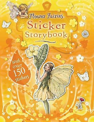 Flower Fairies Sticker Storybook, , Good Book