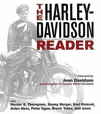The Harley-Davidson Reader by