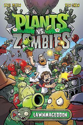 Plants vs. Zombies: Lawnmageddon, Tobin, Paul, Acceptable Book