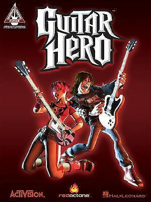 Guitar Hero Songbook - Guitar TAB (Guitar Songbook) by Hal Leonard Music Books