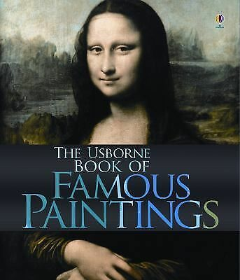 The Usborne Book of Famous Paintings by Dickens, Rosie