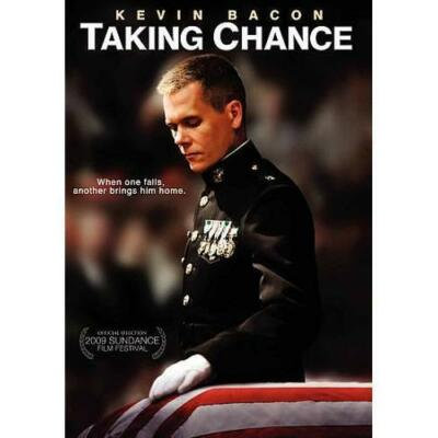 Taking Chance, Good DVD, Kevin Bacon,