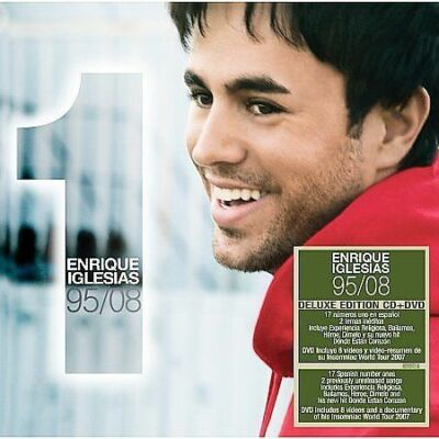 95/08 [CD/DVD], Enrique Iglesias, Good