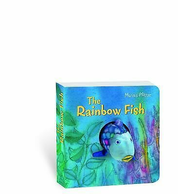 Rainbow Fish Finger Puppet Book (Rainbow Fish (North-South Books)) by Pfister,