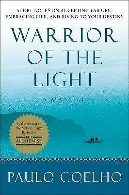 Warrior of the Light: A Manual, Paulo Coelho, Acceptable Book