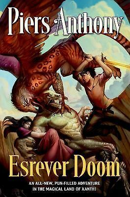 Esrever Doom (Xanth) by Anthony, Piers