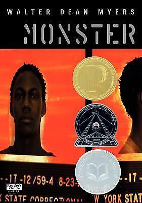 Monster, Walter Dean Myers, Good Book