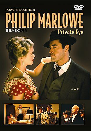 Philip Marlowe: Private Eye, Good DVD, Powers Boothe,