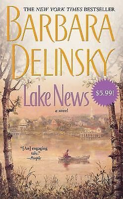 Lake News, Delinsky, Barbara, Good Book