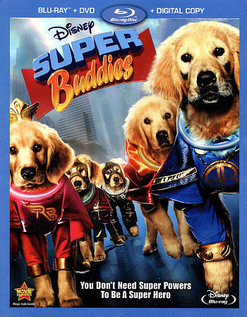 Super Buddies DVD + Digital Copy)