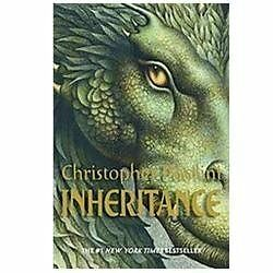 Inheritance (The Inheritance Cycle), Paolini, Christopher, Acceptable Book