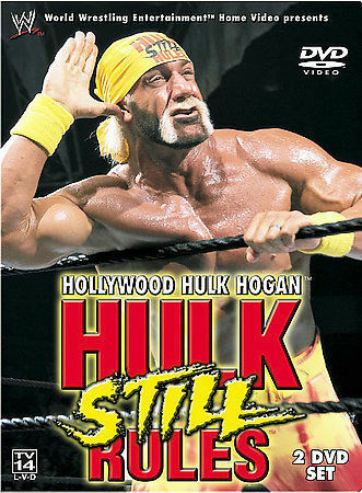 WWE: Hollywood Hulk Hogan - Hulk Still Rules, Good DVD, Hulkster, WCW, Hollywood