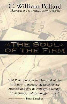 The Soul of the Firm, Pollard, C. William, Good Book