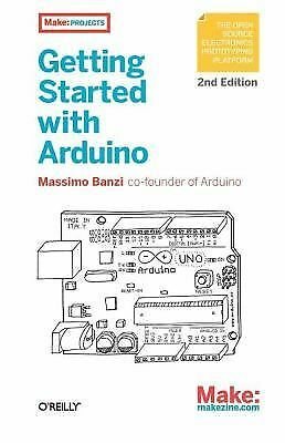 Getting Started with Arduino by Banzi, Massimo
